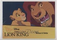 Mufasa & Simba