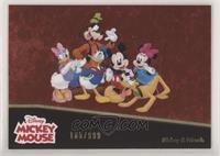 SP Tier 1 - Mickey & Friends #105/999