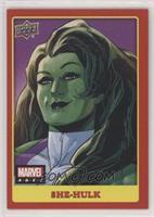 Mid-Series Photo Variants - She-Hulk