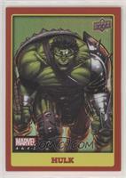 High-Series Foil - Hulk
