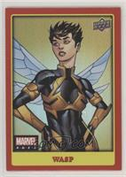 High-Series Foil - Wasp