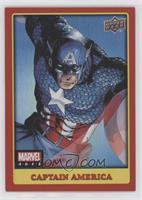 High-Series Foil - Captain America