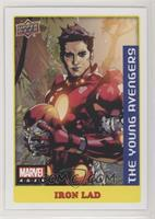 Low Series Stickers - Iron Lad