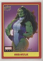Mid-Series - She-Hulk