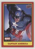 High Series - Captain America