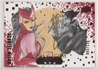 Scarlet Witch #/120