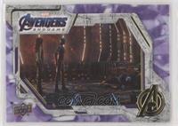 Tier 1 - Black Widow & Hawkeye