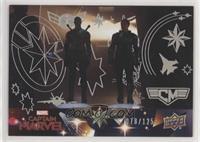 Starforce Ready For Battle #/125