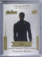 Tier 1 - Chadwick Boseman #/49