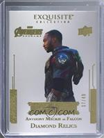 Tier 1 - Anthony Mackie as Falcon #/49