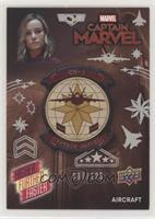 Carol Danvers #/125