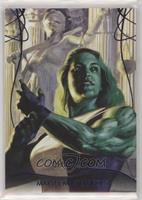 She-Hulk #/199