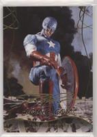 Level 1 - Captain America