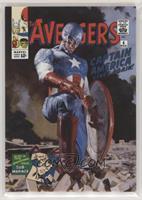 Level 1 - Captain America #/1,499