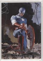Level 1 - Captain America #/1,999