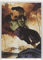 Level 2 - Hulk #/1,499