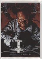 Level 4 - Red Skull #/99