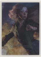 Thor, Black Widow, Vision