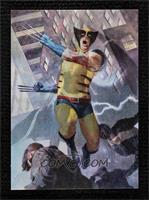 Cyclops, Wolverine, Storm