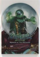 SSP - Mysterio vs. Fire Elemental