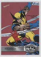 High Series - Wolverine #/100