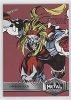 High Series - Omega Red #/100