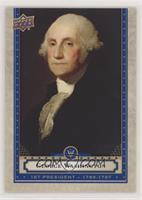 George Washington #/45