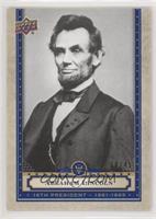 Abraham Lincoln #/45