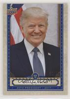 Donald Trump #/45