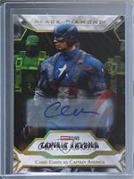 Chris Evans, Captain America #/49