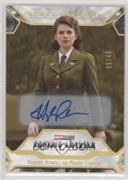 Hayley Atwell, Peggy Carter #/49