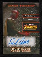 Paul Bettany, Vision #/10