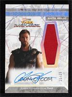 Chris Hemsworth, Thor #/25