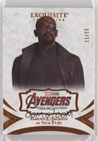 Samuel L. Jackson, Nick Fury #/23