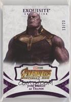 Josh Brolin, Thanos #/23