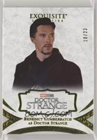 Benedict Cumberbatch, Doctor Strange #/23