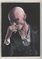 Professor X, Ash Gonzales