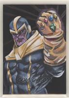 Thanos, Ash Gonzales