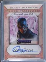 Tier 1 - Chris Evans, Captain America