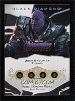 2018-19 Quad - Josh Brolin, Thanos #11/18