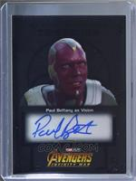 Tier 2 - Paul Bettany, Vision #/5