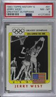 Jerry West [PSA 8 NM‑MT]