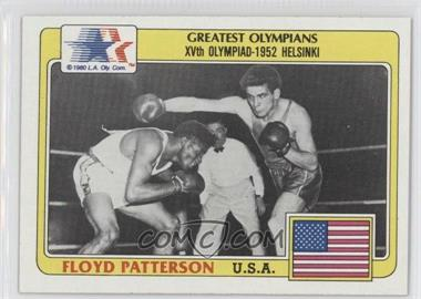 1983 History's Greatest Olympians - [Base] #77 - Floyd Patterson