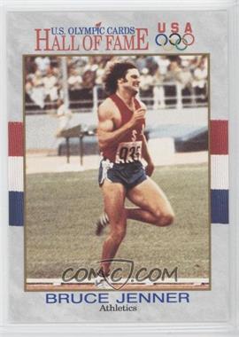 1991 Impel U.S. Olympicards Hall of Fame - [Base] #33 - Bruce Jenner