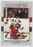 1980 U.S. Olympic Team Ice Hockey (Mike Ramsey)