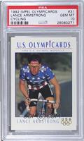 Lance Armstrong [PSA 10]
