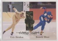 Eric Heiden, Bonnie Blair