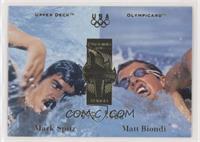 Mark Spitz, Matt Biondi