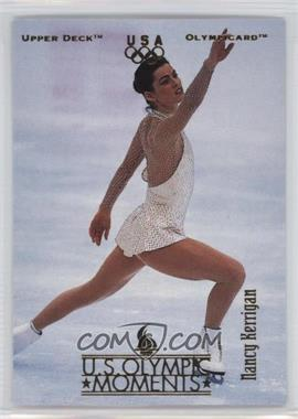 1996 Upper Deck Olympicard - [Base] #72 - Nancy Kerrigan