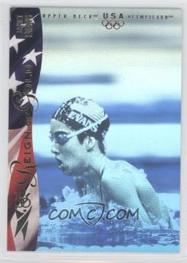 1996 Upper Deck Olympicard - Reign of Gold #RN3 - Janet Evans